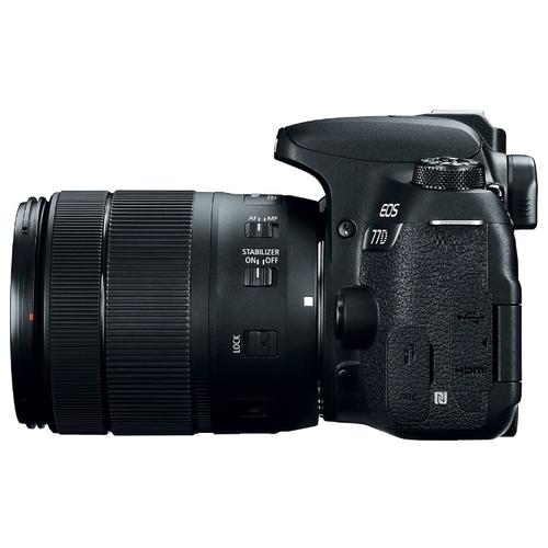Фотоаппарат Canon EOS 77D Kit фото 13