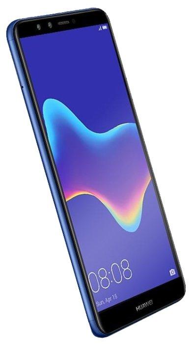 Смартфон Huawei Y9 (2018) фото 4