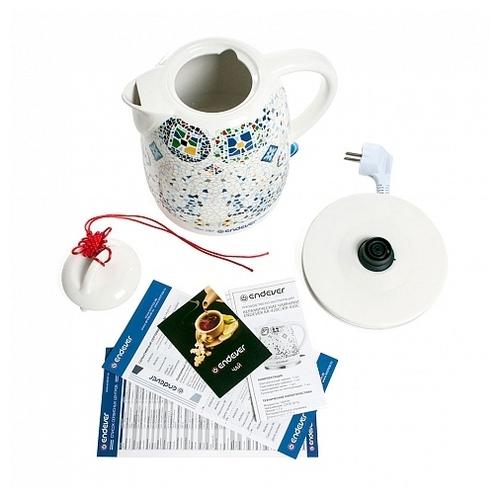Чайник ENDEVER KR-420C фото 6