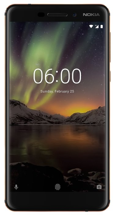 Смартфон Nokia 6.1 32GB фото 1