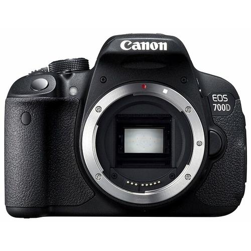 Фотоаппарат Canon EOS 700D Body фото 1