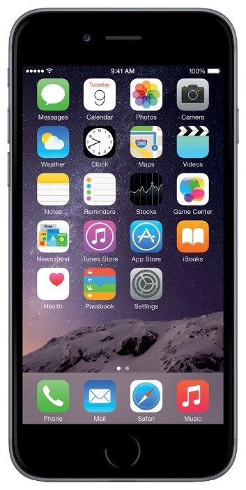 Смартфон Apple iPhone 6 32GB фото 5