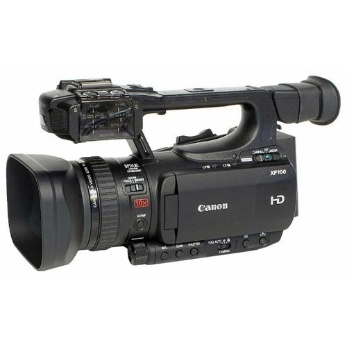 Видеокамера Canon XF100 фото 1