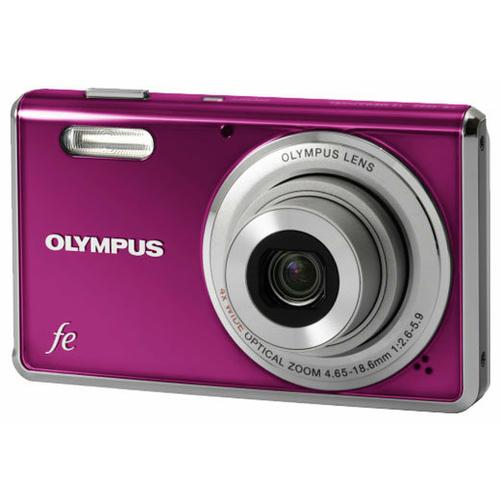Фотоаппарат Olympus FE-4000 фото 4