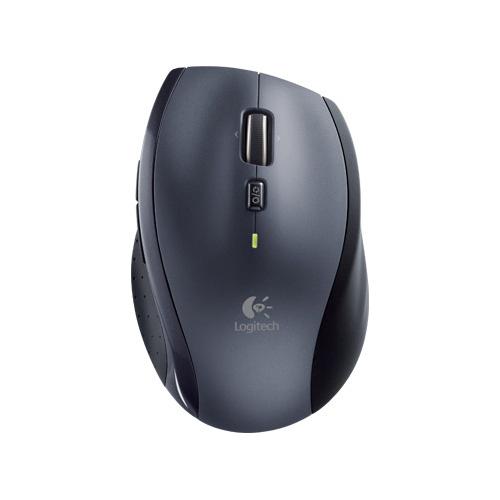 Мышь Logitech Marathon Mouse M705 Black USB фото 1