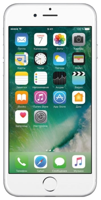 Смартфон Apple iPhone 6 32GB фото 1