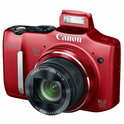Фотоаппарат Canon PowerShot SX160 IS фото 5