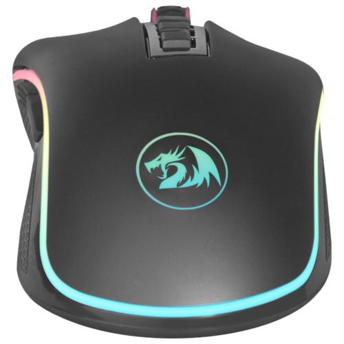 Мышь Redragon COBRA Black USB фото 19