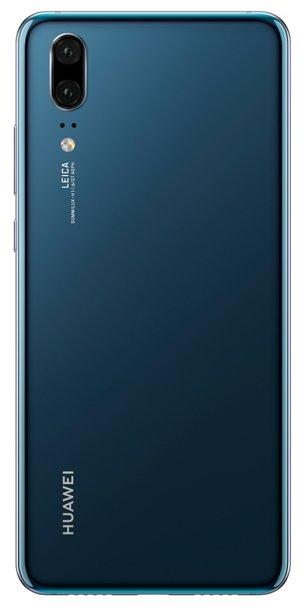 Смартфон Huawei P20 фото 5