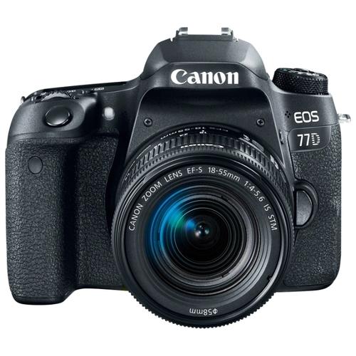 Фотоаппарат Canon EOS 77D Kit фото 11