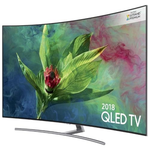 """Телевизор QLED Samsung QE55Q8CNA 54.6"""" (2018) фото 4"""
