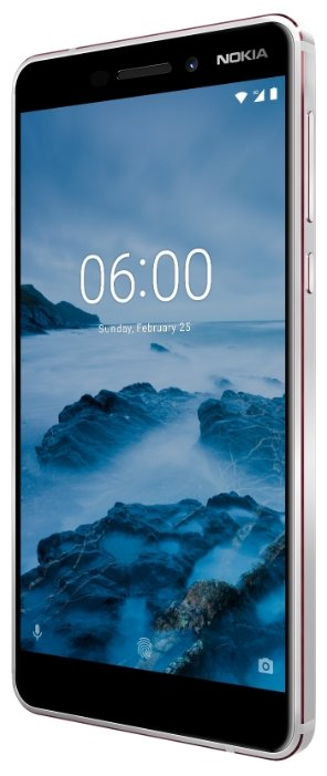 Смартфон Nokia 6.1 32GB фото 4