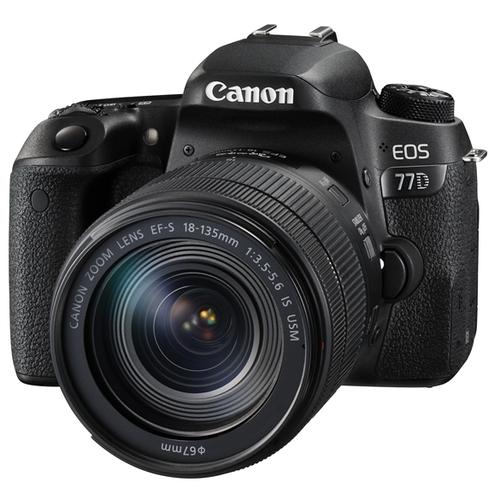 Фотоаппарат Canon EOS 77D Kit фото 1