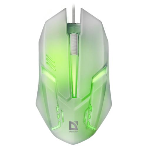 Мышь Defender Cyber MB-560L USB фото 6