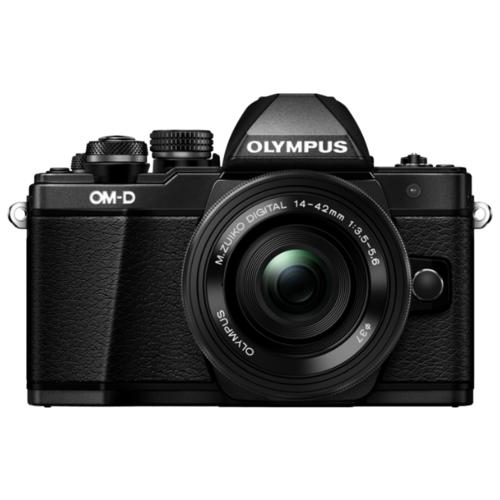 Фотоаппарат Olympus OM-D E-M10 Mark II Kit фото 16