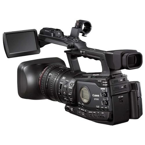 Видеокамера Canon XF305 фото 2