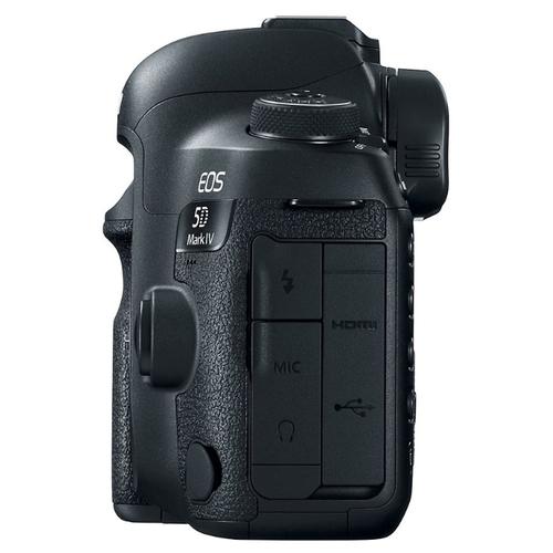 Фотоаппарат Canon EOS 5D Mark IV Body фото 3