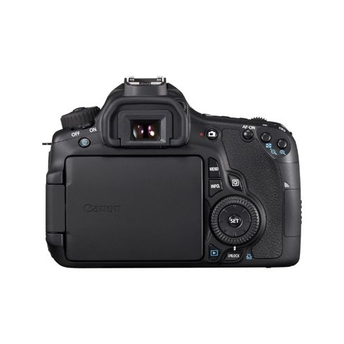 Фотоаппарат Canon EOS 60D Body фото 2