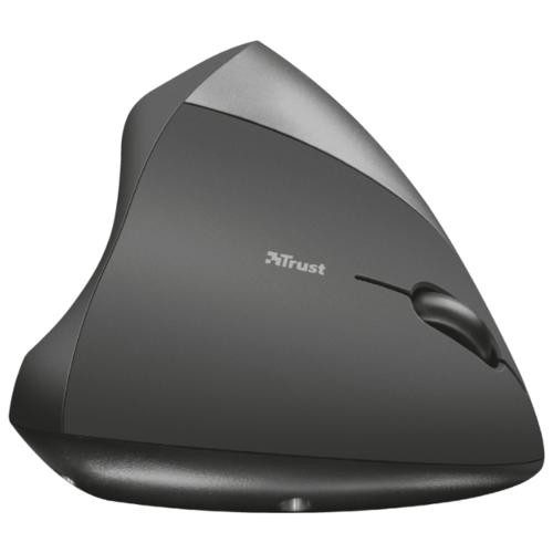 Мышь Trust Varo Wireless Ergonomic Mouse Black USB фото 7