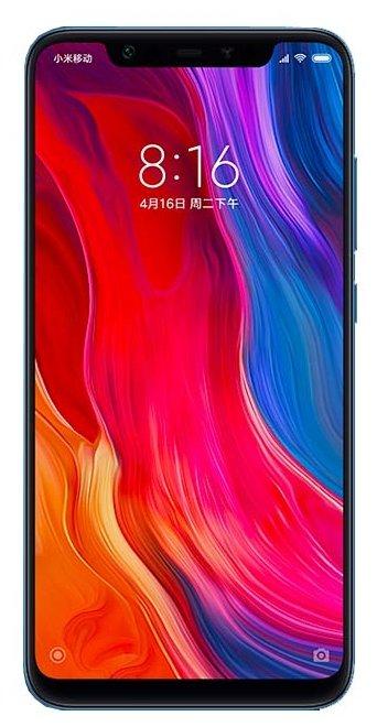 Смартфон Xiaomi Mi8 6/128GB фото 2