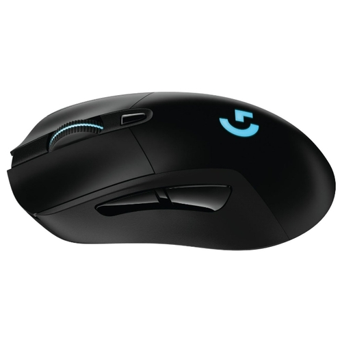Мышь Logitech G G403 Prodigy wired Black USB фото 3