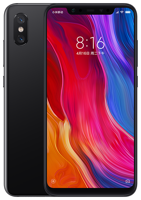Смартфон Xiaomi Mi8 6/256GB фото 4