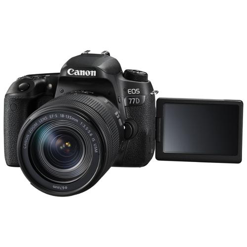 Фотоаппарат Canon EOS 77D Kit фото 8