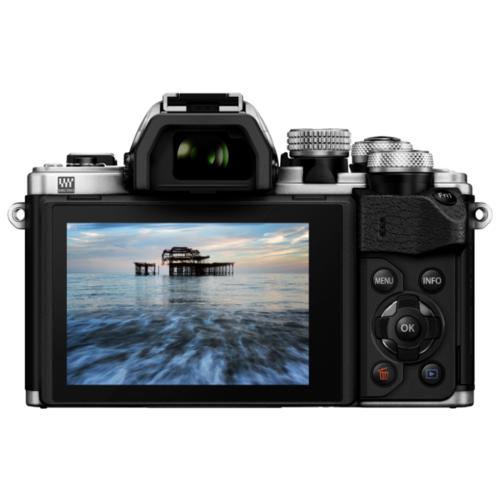 Фотоаппарат Olympus OM-D E-M10 Mark II Kit фото 3