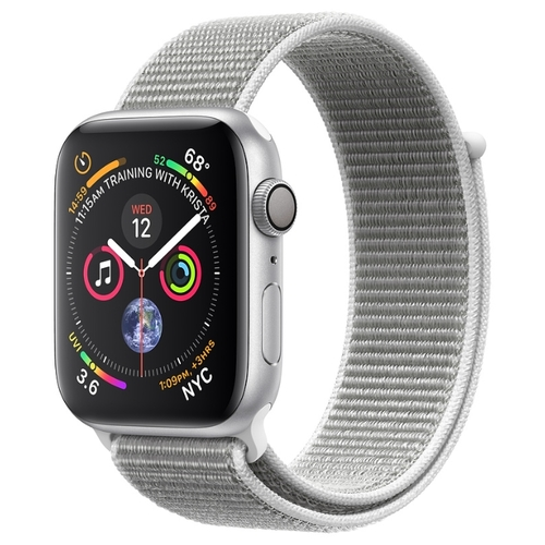 Часы Apple Watch Series 4 GPS 40mm Aluminum Case with Sport Loop