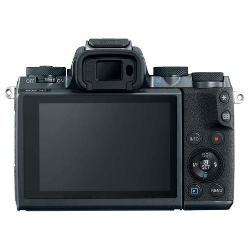Фотоаппарат Canon EOS M5 Body фото 2