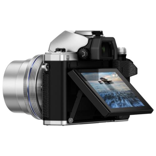 Фотоаппарат Olympus OM-D E-M10 Mark II Kit фото 13