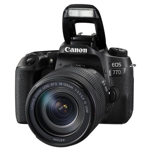 Фотоаппарат Canon EOS 77D Kit фото 6