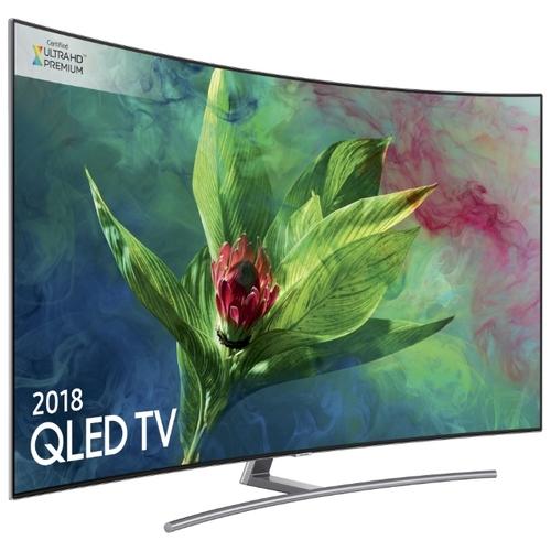 """Телевизор QLED Samsung QE55Q8CNA 54.6"""" (2018) фото 3"""