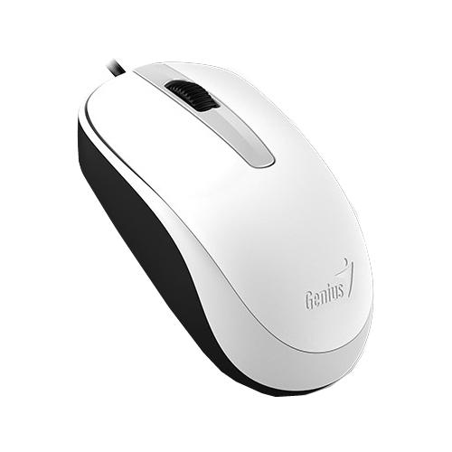 Мышь Genius DX-120 Elegant White USB фото 2