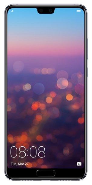Смартфон Huawei P20 фото 4
