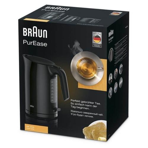 Чайник Braun WK 3100 фото 4