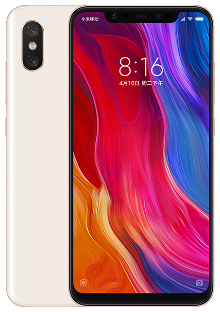 Смартфон Xiaomi Mi8 6/256GB фото 2