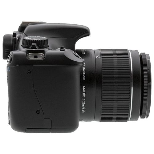 Фотоаппарат Canon EOS 1100D Kit фото 4