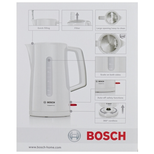 Чайник Bosch TWK 3A011/3A013/3A014/3A017 фото 10