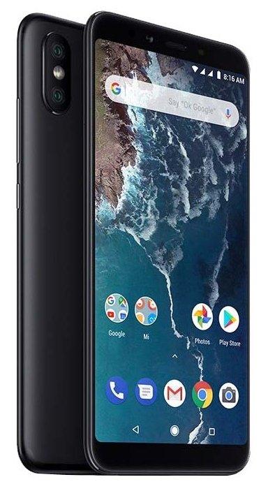 Смартфон Xiaomi Mi A2 4/64GB фото 5