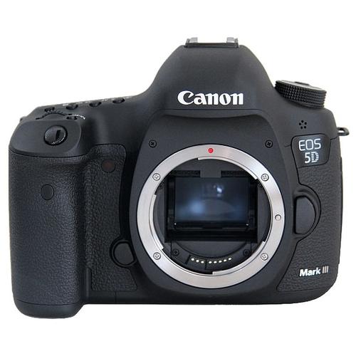 Фотоаппарат Canon EOS 5D Mark III Body фото 2
