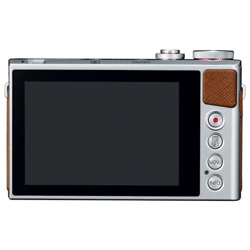 Фотоаппарат Canon PowerShot G9 X фото 2