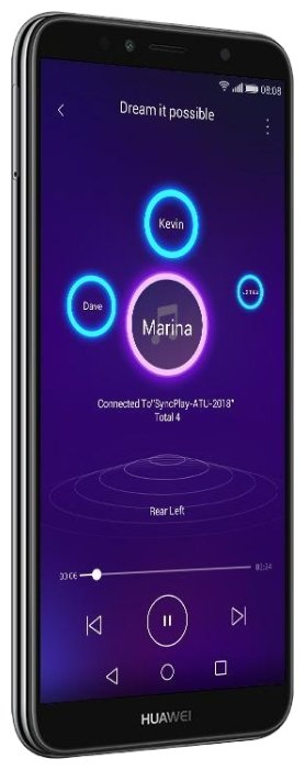Смартфон Huawei Y6 Prime (2018) 16GB фото 4