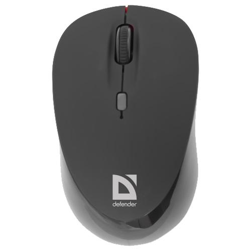 Мышь Defender Dacota MS-155 Nano Black-Red USB фото 1