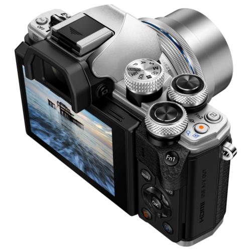 Фотоаппарат Olympus OM-D E-M10 Mark II Kit фото 10