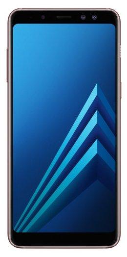 Смартфон Samsung Galaxy A8 (2018) 32GB фото 7