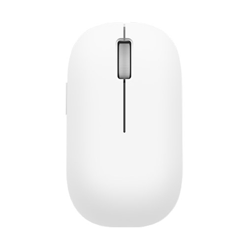 Мышь Xiaomi Mi Wireless Mouse White USB фото 1