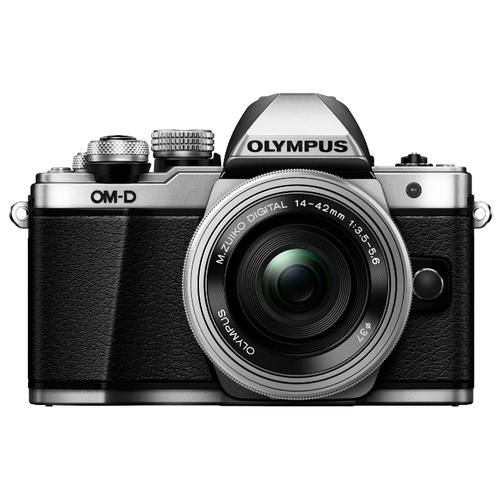 Фотоаппарат Olympus OM-D E-M10 Mark II Kit фото 2