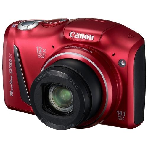 Фотоаппарат Canon PowerShot SX150 IS фото 3