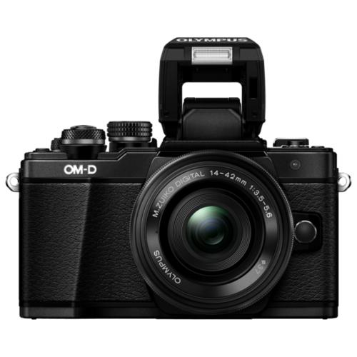 Фотоаппарат Olympus OM-D E-M10 Mark II Kit фото 19